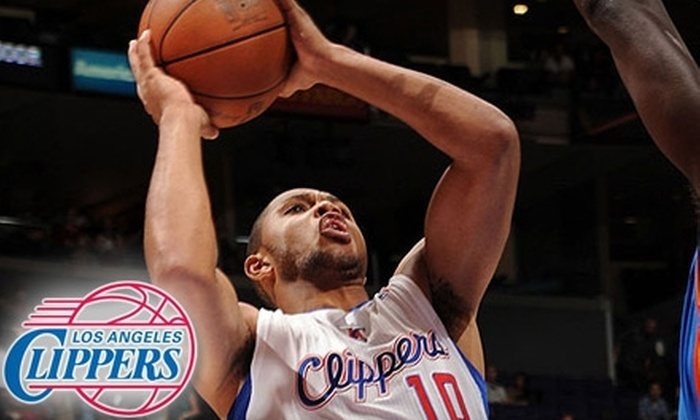 Los Angeles Clippers - Downtown Los Angeles: Half Off Tickets to the LA Clippers.  Choose from Three Dates and Three Seating Options