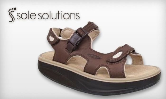 Sole Solutions - Spokane Valley: $25 for $50 Worth of Footwear at Sole Solutions