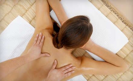 60-Minute Hot-Stone or Cellulite-Reduction Massage (an $85 value) - Healing Hands Massage Services in Columbia