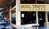 A.O.C. Bistro - Park Slope: $15 for $30 Worth of Burgers, Bistro Fare, and Drinks at A.O.C. Bistro