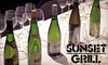 Sunset Grill - Hillsboro West End: $8 for $16 Worth of Late Night Dining & Desserts at Sunset Grill