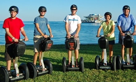 St. Pete Segway Tours - St. Pete Segway Tours in St. Petersburg