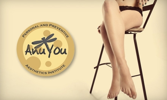 Anuyou Institute - Tampa Bay Area: $99 for 60 Minutes of Spider Vein Removal at Anuyou Institute in St. Petersburg ($450 Value)
