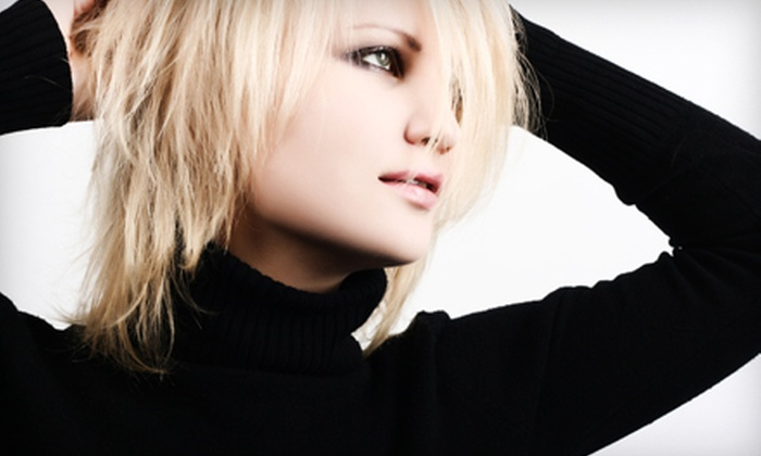 Electric for Hair - Fort Richmond: $59 for a Salon Service Package at Electric for Hair (Up to $154.99 Value)