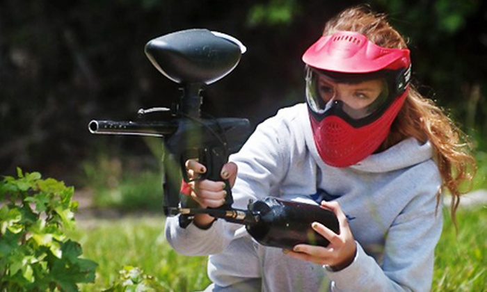 Twisted Paintball - Houston: $10 for Day of Unlimited Paintball at Twisted Paintball in Conroe