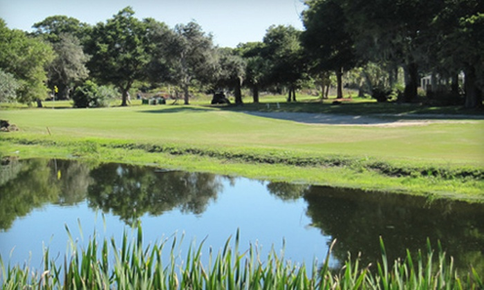 Tomoka Oaks Golf Club - Tomoka Oaks Country Club Estates: $26 for a Round of Golf With Cart for Two at Tomoka Oaks Golf Club in Ormond Beach (Up to $52 Value)