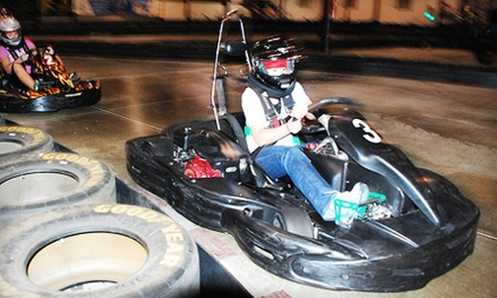 RushHour Karting - Garner: $15 for Two Eight-Minute Races at RushHour Karting in Garner ($40 Value)