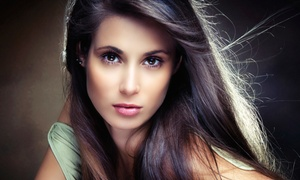 Executive Cuts: Haircut with Conditioning, Highlights, or Full Color, or Keratin Treatment at Executive Cuts (Up to 61% Off)