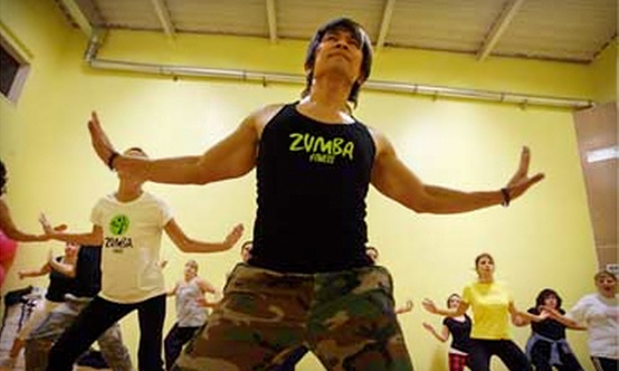 Zumba with Joel - Walker Farm: Four Zumba Fitness or Eight Zumba Toning Classes at Zumba with Joel (Up to 71% Off)