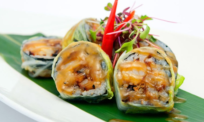 Ginza - Massapequa: $15 for $30 Worth of Japanese Cuisine at Ginza
