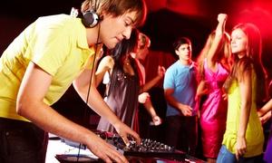 Ortheymedia: 3 ore di intrattenimento musicale con console per feste private da Ortheymedia (sconto 73%)