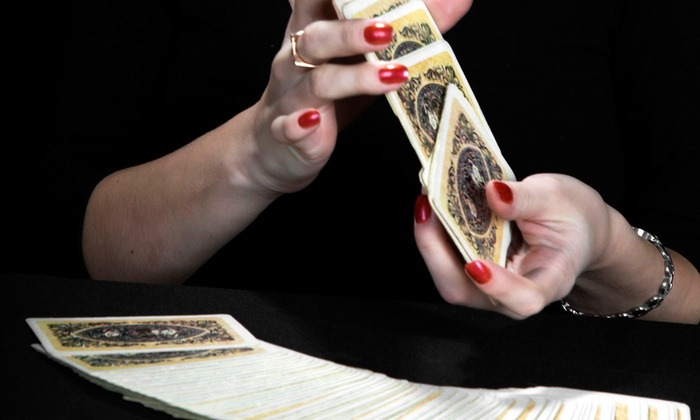 Greenwich Psychic - Greenwich: Tarot-Card Reading, Full Psychic Reading, or Both at Greenwich Psychic (Up to 67% Off)