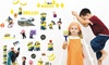 Despicable Me Wall Decals