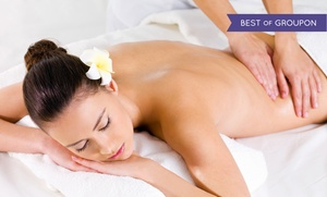 Ageless Day Spa: Massage or Facial Peel, Create-Your-Own Package, or Couples Package at Ageless Day Spa (Up to 77% Off)