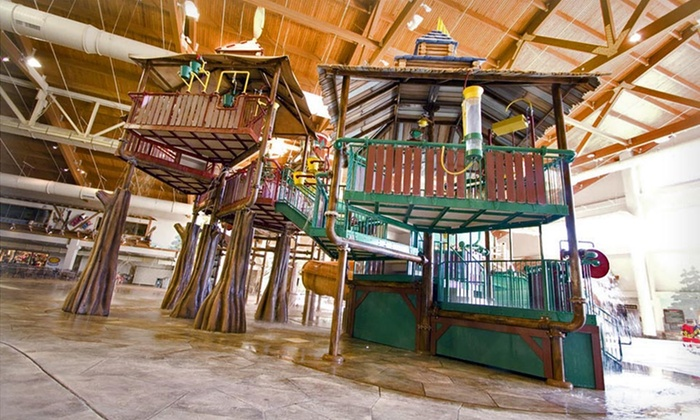 Great Wolf Lodge Coupons Next time you visit the Niagara Falls area, you have to stay at the Great Wolf Lodge. With their luxurious rooms, affordable accommodations, and indoor water park that is one of the largest in Canada – they have something for everyone to enjoy.