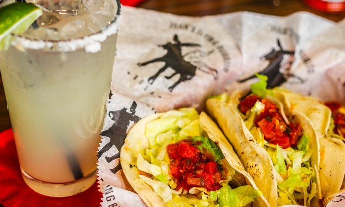 Juan's Flying Burrito - Central Business District: Mexican Food for Lunch or Dinner with Drinks at Juan's Flying Burrito (40% Off)