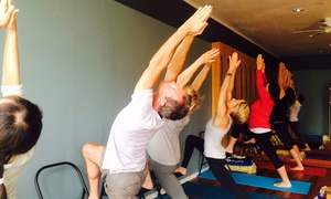 Yoga Arts: 10 or 20 Yoga Classes at Yoga Arts (Up to 82% Off)