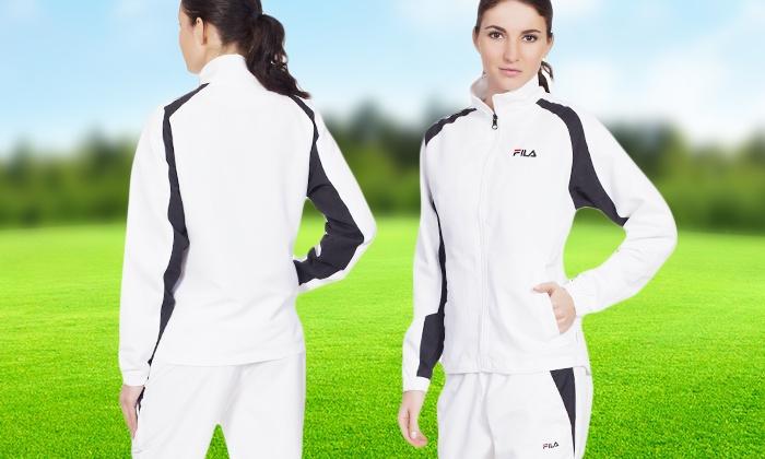 FILA Trainingsanzug für Frauen   Groupon Goods