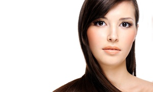 Bella Sisters Salon & Spa: Haircut Package with Optional Highlights, Color, or Keratin Treatment at Bella Sisters Salon & Spa (Up to 63% Off)