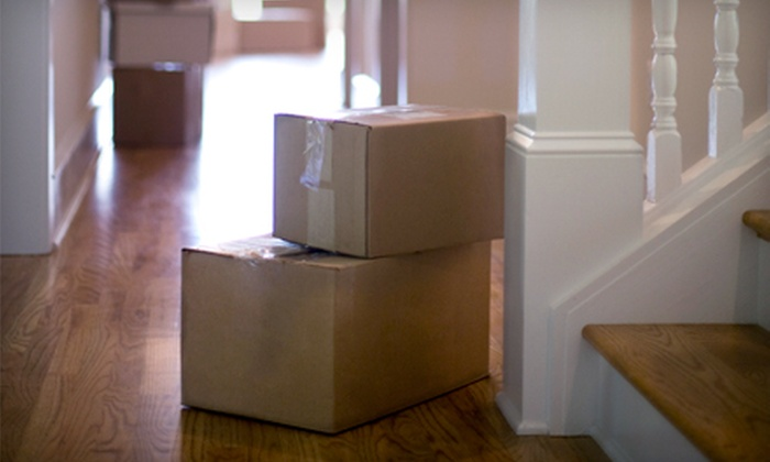 Cross State Moving and Storage - Washington DC: One, Two, or Three Hours of Moving Services with a Truck from Cross State Moving and Storage (Up to 54% Off)