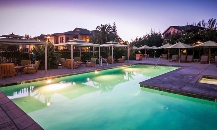 Romantic Inn near California Wineries