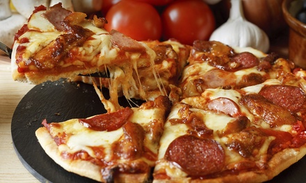 Italian Cuisine at Gelsosomo's Pizzeria – Crown Point (Up to 45% Off). Three Options Available.