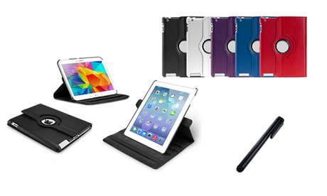Funda multiposición para iPad o Samsung Galaxy Tab