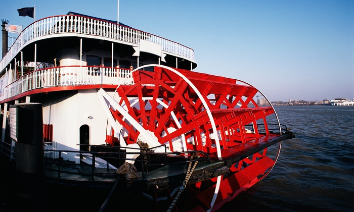 Tennessee Riverboat Company - Knoxville: Riverboat Cruise from Tennessee Riverboat Company (50% Off)