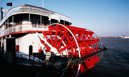 Riverboat Cruise for Two or Four from Tennessee Riverboat Company (50% Off)