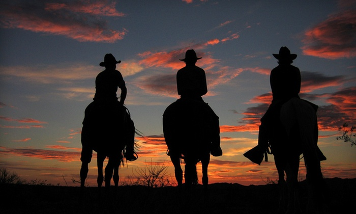 Stagecoach Trails Guest Ranch - Arizona: One- or Two-Night Stay with Horseback Riding and Meals at Stagecoach Trails Guest Ranch in Yucca, AZ