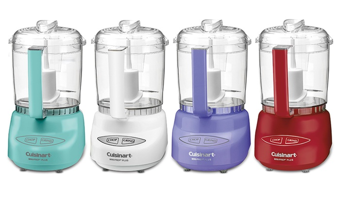Cuisinart Mini-Prep Plus 4-Cup Food Processor: Cuisinart Mini-Prep Plus 4-Cup Food Processor