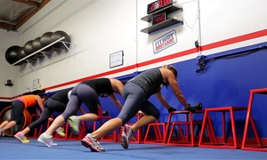 Anaheim Fit Body Boot Camp: 21-Day Rapid Fat Loss Boot Camp or 6 Weeks of Unlimited Boot Camp at Anaheim Fit Body Boot Camp (Up to 77% Off)