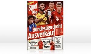 EUROMULTIMEDIA: Halbjahres-Abo der Zeitschrift Sport Bild frei Haus von EUROMULTIMEDIA (91% sparen)