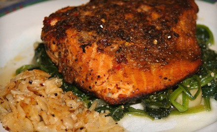 In-Home 4-Course Lunch for 2 (a $85 value) - Cuisines by Isaac in