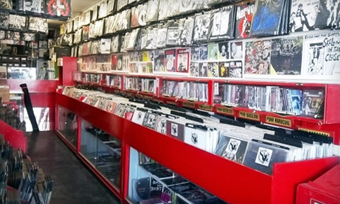 Headline Records - Melrose: $12 for $25 Worth of Music Merchandise at Headline Records