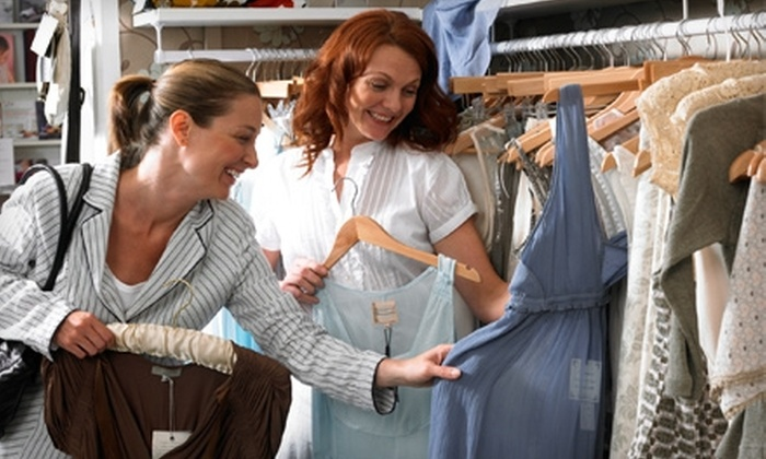 Next Clothing Company - Downtown: $25 for $50 Worth of Women's Clothing at Next Clothing Company
