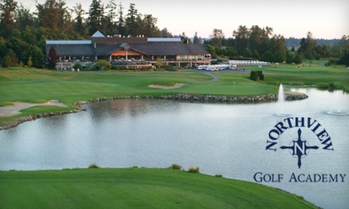 Northview Golf & Country Club - Cloverdale: $55 for a Private Golf Lesson at Northview Golf & Country Club in Surrey ($150 Value)