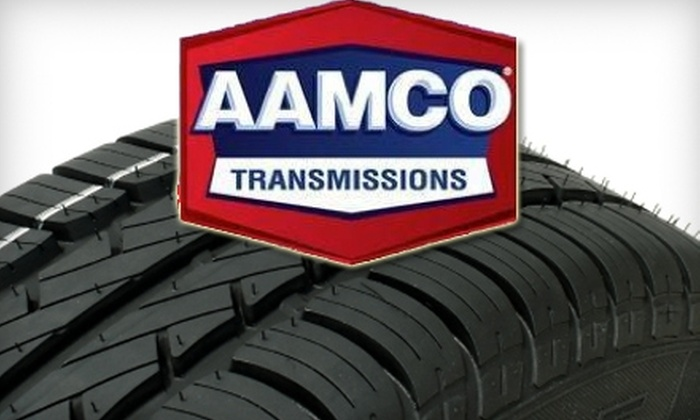 AAMCO Transmissions - Pineville: $22 for an Oil Change, Tire Rotation, and Inspection at AAMCO Transmissions of Pineville ($45 Value)