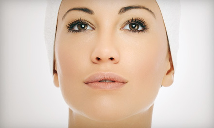 DermSpa Laser Clinic - Grogan's Mill: Microdermabrasion at DermSpa Laser Clinic in The Woodlands. Three options available.
