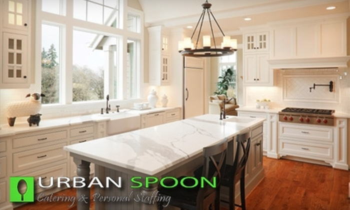 Urban Spoon Catering & Personal Staffing - Dorchester: Cleaning Services from Urban Spoon Catering & Personal Staffing. Choose Between Two Options.