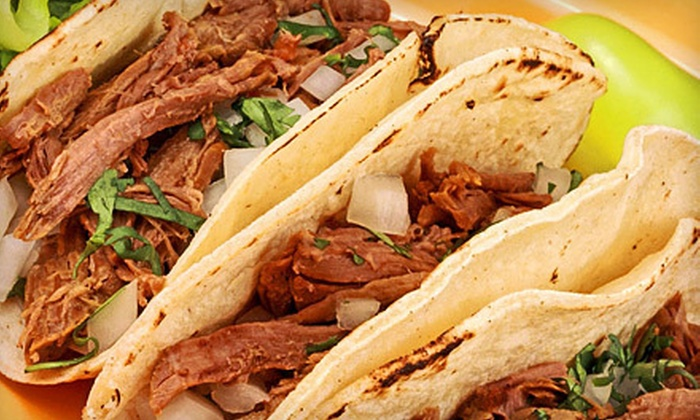Three Sisters - East Sacramento: Mexican Fare for Dinner or Lunch at Three Sisters (Half Off)