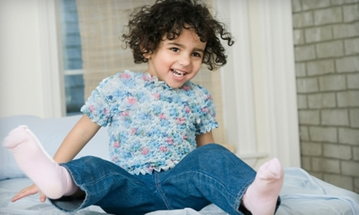 Furniture Bank of Metro Atlanta: Donate $10 to Help the Furniture Bank of Metro Atlanta Provide Bedding for Children