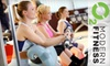 O2 Modern Fitness - Downtown Tucson: $29 for a 10-Pass Punch Card for Fitness Classes at O2 Modern Fitness ($75 Value)