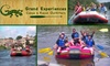 Grand Experiences - Paris: $21 for a Three- to Four-Hour Guided Rafting Trip from Grand Experiences ($42 Value)