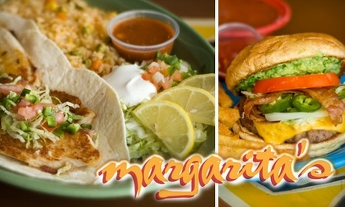 Margarita's - Cold Spring: $10 for $25 Worth of Modern Mexican Fare at Margarita's