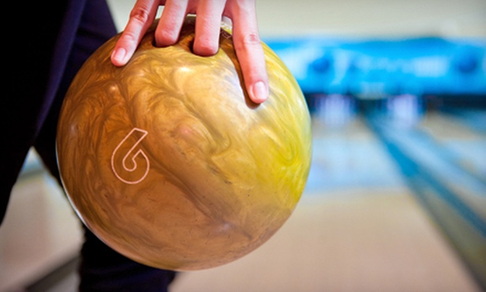 Lake City Bowl - Highway 97: $15 for 1.5-Hour Bowling Outing with Shoe Rental for Up to 10 at Lake City Bowl (Up to $30 Value)