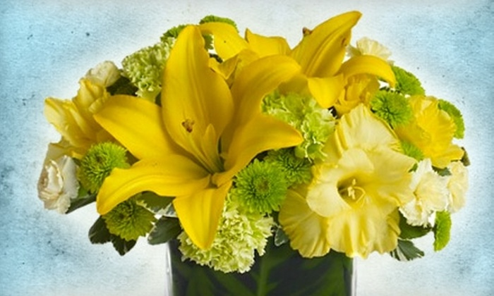 Conroy's Flowers - Alhambra: $25 for $50 Worth of Custom Floral Arrangements at Conroy's Flowers in Alhambra