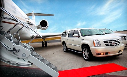 $150 Groupon to Red Limo - Red Limo in