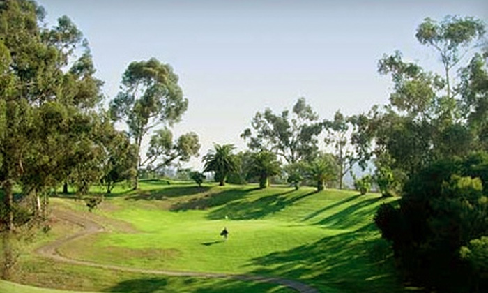 Center City Golf Course - Loma Alta: $28 for Golf Outing for Two At City Center Golf Course in Oceanside (Up to $56 Value)