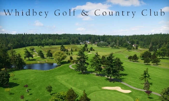 Whidbey Golf and Country Club - North Whidbey: $39 for 18 Holes of Golf, a Golf Cart, and Unlimited Range Balls at Whidbey Golf and Country Club in Oak Harbor